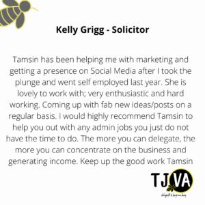 Kelly Grigg testimony